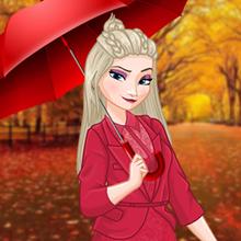 أميرة الحب لعبة الخريف