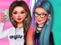 تغيير أسلوبك vsco vs e-girl game