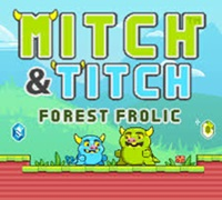 mitch and titch - forest frolic