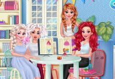 لعبة الأميرة grl pwr